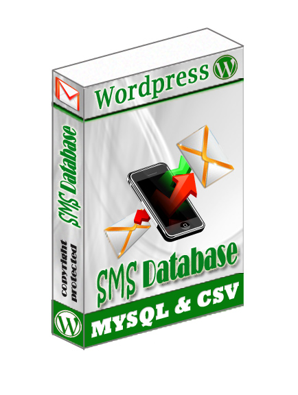 WordPress SMS Database